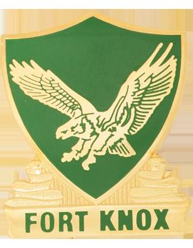 Fort Knox High School (Fort Knox) JROTC Unit Crest