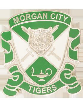 Morgan City High School (Morgan City Tigers) JROTC Unit Crest