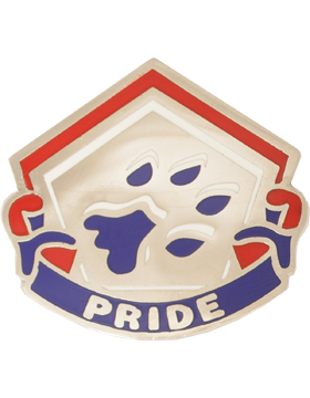 Wake Forest-Rolesville High School (Pride) JROTC Unit Crest