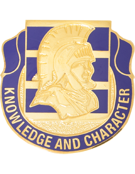 Garner Magnet High School (Knowledge and Character) JROTC Unit Crest