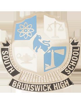 South Brunswick High School JROTC Unit Crest