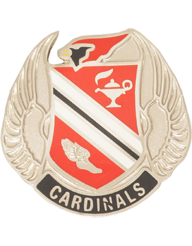 Landrum High School (Cardinals) JROTC Unit Crest