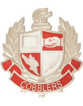 Central High School (Cobblers) JROTC Unit Crest