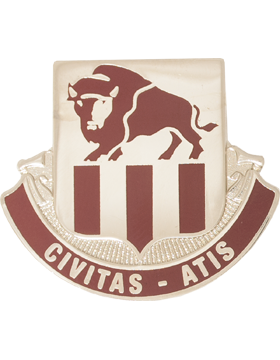 Station Camp High School (Civitas-Atis) JROTC Unit Crest