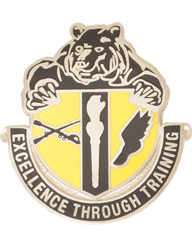 Bradley Central High School (Excellence Through Trainning) JROTC Unit Crest