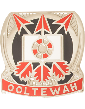 Ooltewah High School (Ooltewah) JROTC Unit Crest