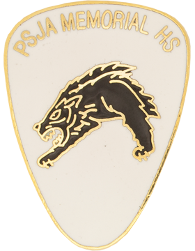 PSJA Memorial High School (PSJA Memorial High School) JROTC Unit Crest