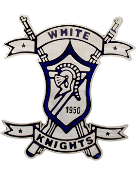 Marion Military Institute (White Knights) ROTC Unit Crest