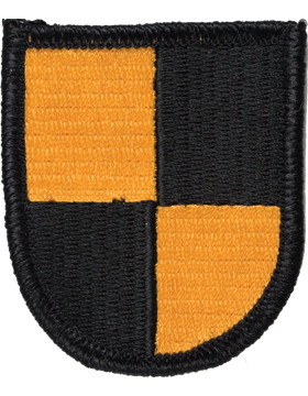 ROTC Flash (RC-F001) Square Black and Gold