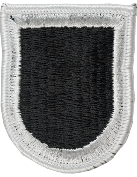 ROTC Flash (RC-F101) Black with White Border