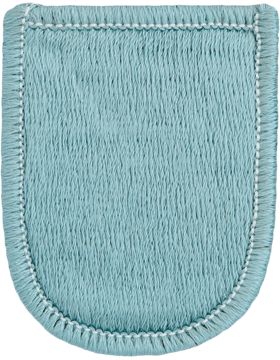 Light Blue Infantry Flash