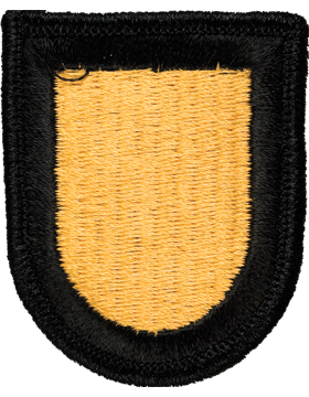 ROTC Flash (RC-F105) Gold with Black Border