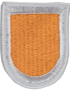 ROTC Flash (RC-F107) Orange with White Border