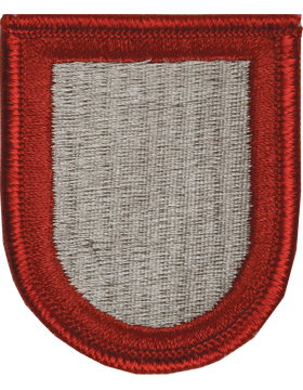 ROTC Flash (RC-F117) Gray with Red Border