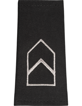 Air Force JROTC Shoulder Mark (RC-M230-L) Second Lieutenant Male (Pair)