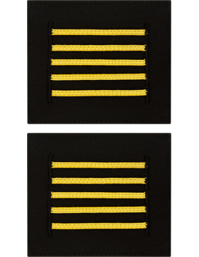 Commander ROTC Midshipman Sleeve Device
