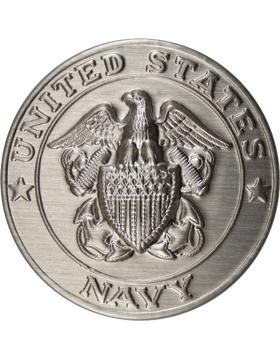 ROTC Medal Insert (RC-MI204B) United States Navy Silver 2