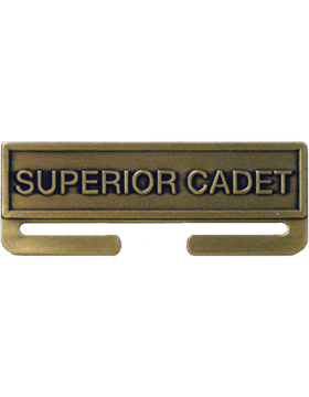 ROTC Bronze Medal Topper (RC-ML-A02) Superior Cadet