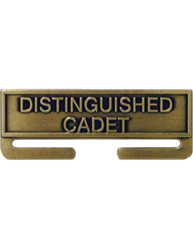 ROTC Bronze Medal Topper (RC-ML-A03) Distinguished Cadet