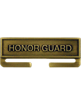 ROTC Bronze Medal Topper (RC-ML-A05) Honor Guard