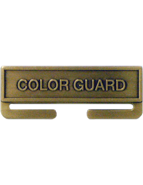 ROTC Bronze Medal Topper (RC-ML-A06) Color Guard