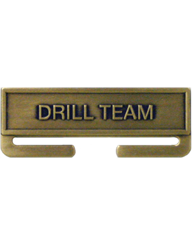 ROTC Bronze Medal Topper (RC-ML-A07) Drill Team