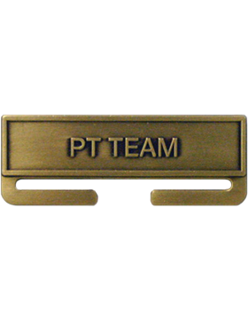 ROTC Bronze Medal Topper (RC-ML-A08) PT Team
