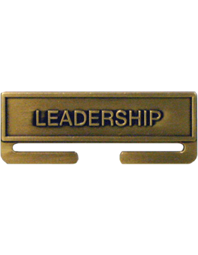 ROTC Bronze Medal Topper (RC-ML-A12) Leadership