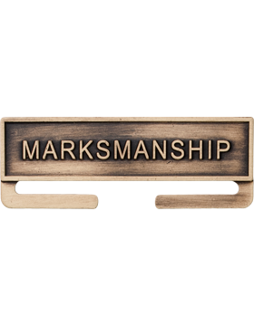 ROTC Bronze Medal Topper (RC-ML-A14) Marksmanship