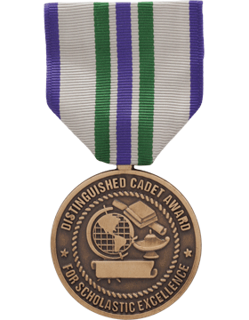 ROTC Medal Box Set (RC-ML-BS101) Distinguished Cadet Award Scholastic Excellence