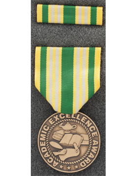 ROTC Medal Box Set (RC-ML-BS102) Academic Excellence Award (N-1-2)