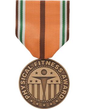 ROTC Medal Box Set (RC-ML-BS122) Physical Fitness Award (N-2-2)