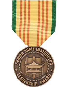 ROTC Medal Box Set (RC-ML-BS131) Senior Army Instructor Leadership Award (N-3-1)