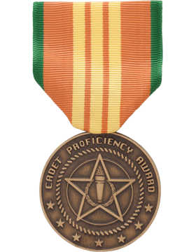 ROTC Medal Box Set (RC-ML-BS133) Proficiency Award (N-3-3)