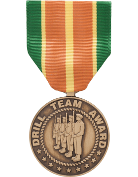ROTC Medal Box Set (RC-ML-BS134) Drill Team Award (N-3-4)