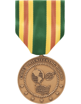 ROTC Medal Box Set (RC-ML-BS135) Orienteering Award (N-3-5)