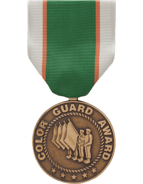 ROTC Medal Box Set (RC-ML-BS136A) Color Guard Award (N-3-6)
