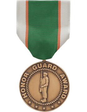 ROTC Medal Box Set (RC-ML-BS136B) Honor Guard Award (N-3-6)