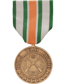 ROTC Medal Box Set (RC-ML-BS137) Rifle Team Award (N-3-7)