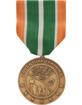 ROTC Medal Box Set (RC-ML-BS138) Adventure Training Award (N-3-8)