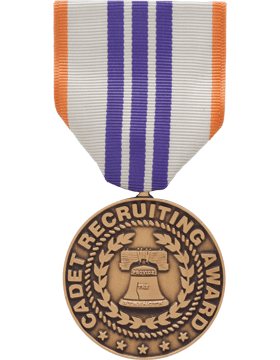 ROTC Medal Box Set (RC-ML-BS147) Cadet Recruiting Award (N-4-2)