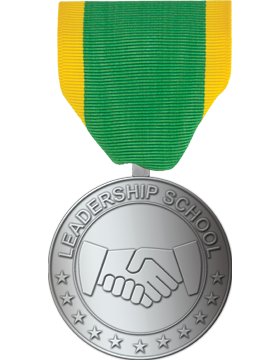 RC-ML-F328B, AF Leadership School Medal Silver Full Size