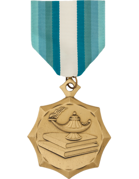 RC-ML-F333, AF Color Guard Medal Bronze Full Size