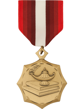 RC-ML-F334, AF Sabre Team Medal Bronze Full Size