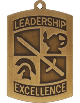 ROTC Medal (RC-ML104C) Leadership Excellence Bronze