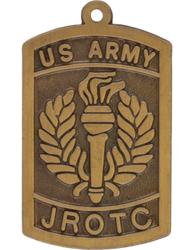ROTC Medal (RC-ML108C) Junior ROTC Patch Bronze