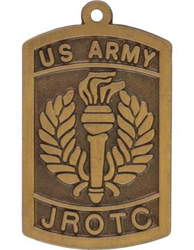 ROTC Medal (RC-ML108C) Junior ROTC Patch Bronze
