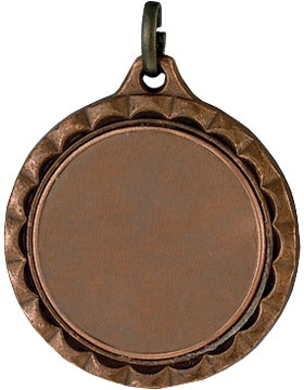 RC-ML303C MEDAL FOR 1in INSERT BRONZE #M109B