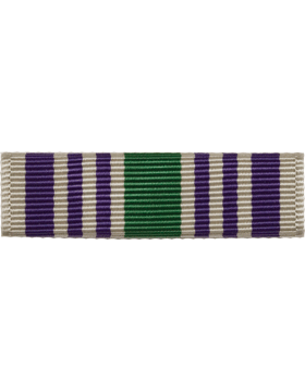 ROTC Ribbon (RC-R104) Perfect Attendance (N-1-4)