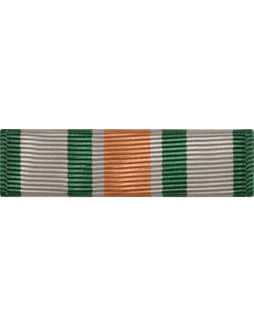 ROTC Ribbon (RC-R137) Rifle Team (N-3-7)